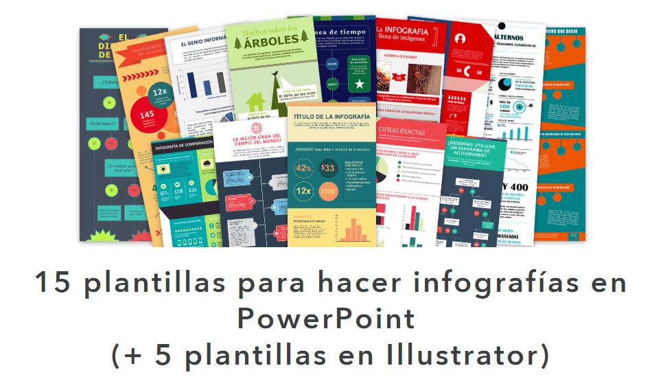 plantillas powerpoint infografias