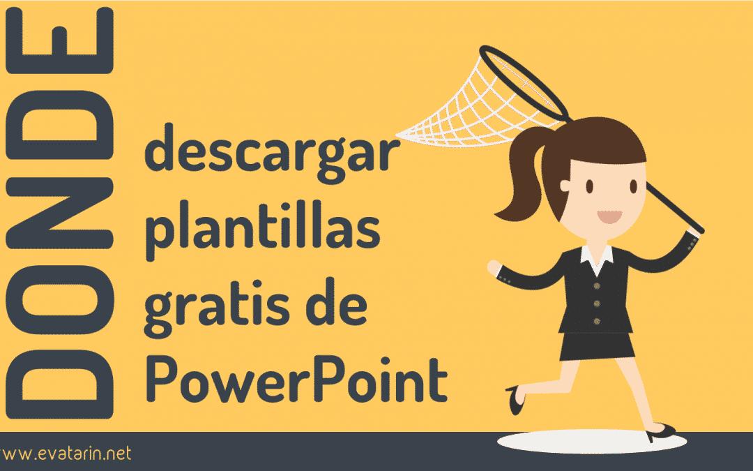 Dónde descargar plantillas de PowerPoint originales (y gratis)