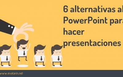 6 alternativas al powerpoint para hacer presentaciones