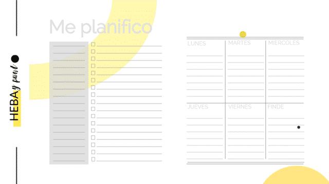 plantilla powerpoint lista de tareas