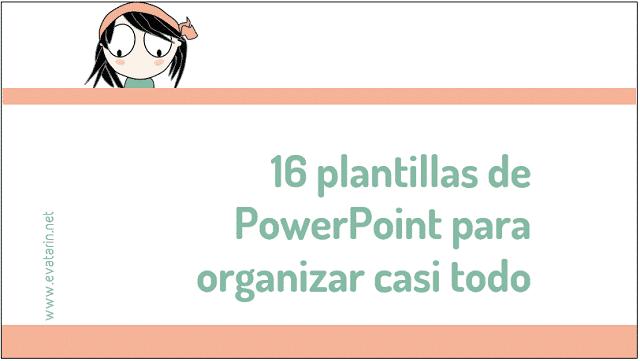 16 plantillas GRATIS de PowerPoint para casi todo