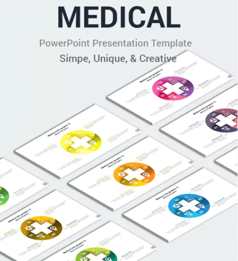Plantilla PowerPoint de Presentación Médica