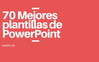 70 Mejores Plantillas de PowerPoint