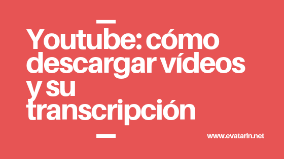 descarga musica youtube
