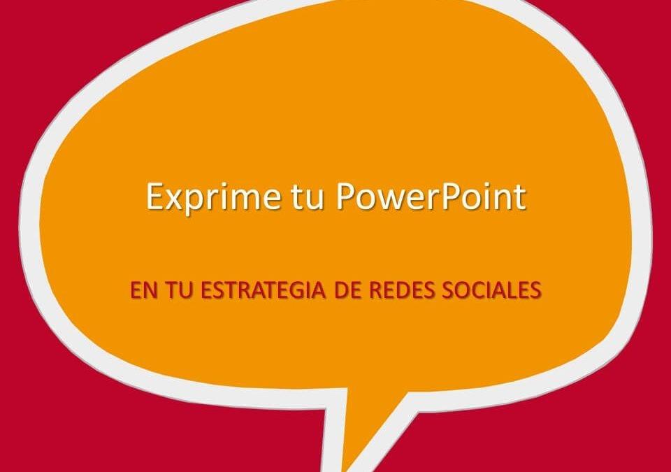 ¿Cómo usar powerpoint en redes sociales? [OPTIMIZA TUS CREACIONES]