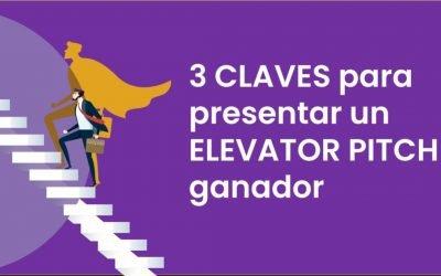 Elevator pitch: aprende a presentar tu proyecto de empresa [Con ejemplos]