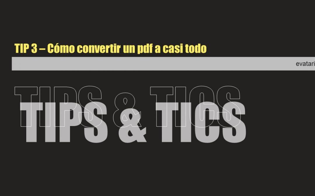 herramientas pdf