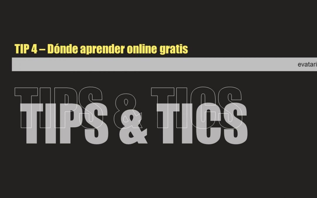 10 webs para aprender online gratis