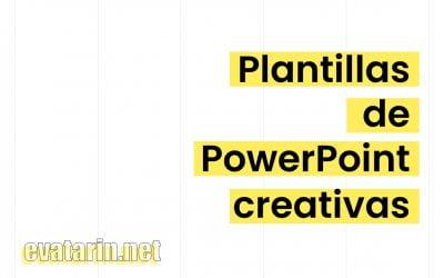 Plantillas de powerpoint creativas gratis (y de pago)