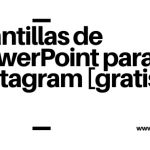 Feed de instagram con PowerPoint [Incluye plantillas]