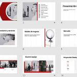 Plantillas gratis: Plantilla PowerPoint para elevator pitch