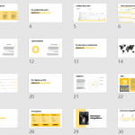 Plantillas gratis: Plantilla PowerPoint plan de marketing